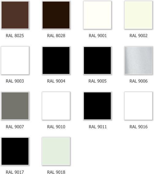 Świeże Nity zrywalne szczelne aluminiowe stalowe kolorowe - JAW Konin YF43