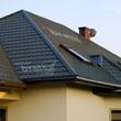 Blachodachówka Allano/Hera na dachu wielospadowym