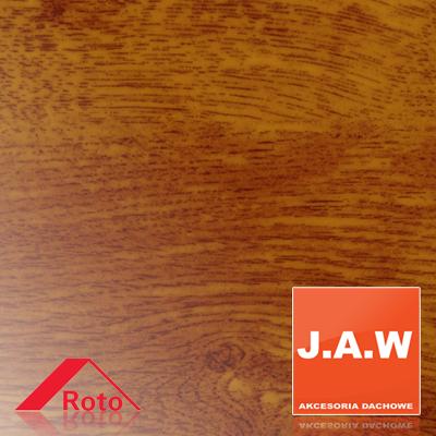Zupełnie nowe Okna dachowe ROTO PCV w okleinie złoty dąb, orzech, mahoń, czarny ME16